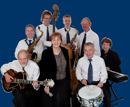 Caxton Swing jazz group